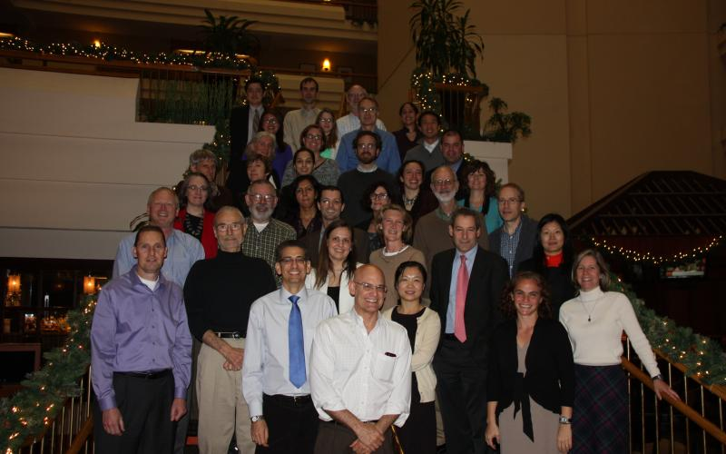 ARIC Steering Committee Meeting at OSMB 2014-12-03