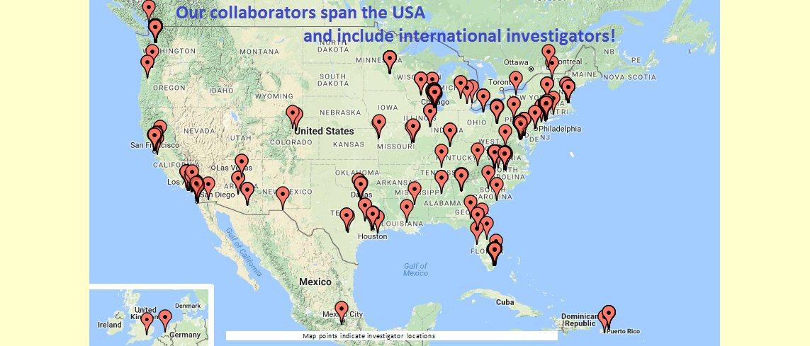 Investigator Map